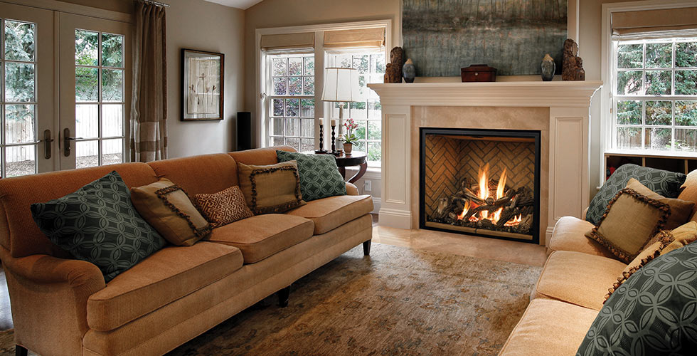 Fantastic Gas Fireplaces – United Brick and Fireplace RB11