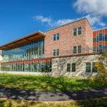 Kromrey Middle School : Halquist Stone
