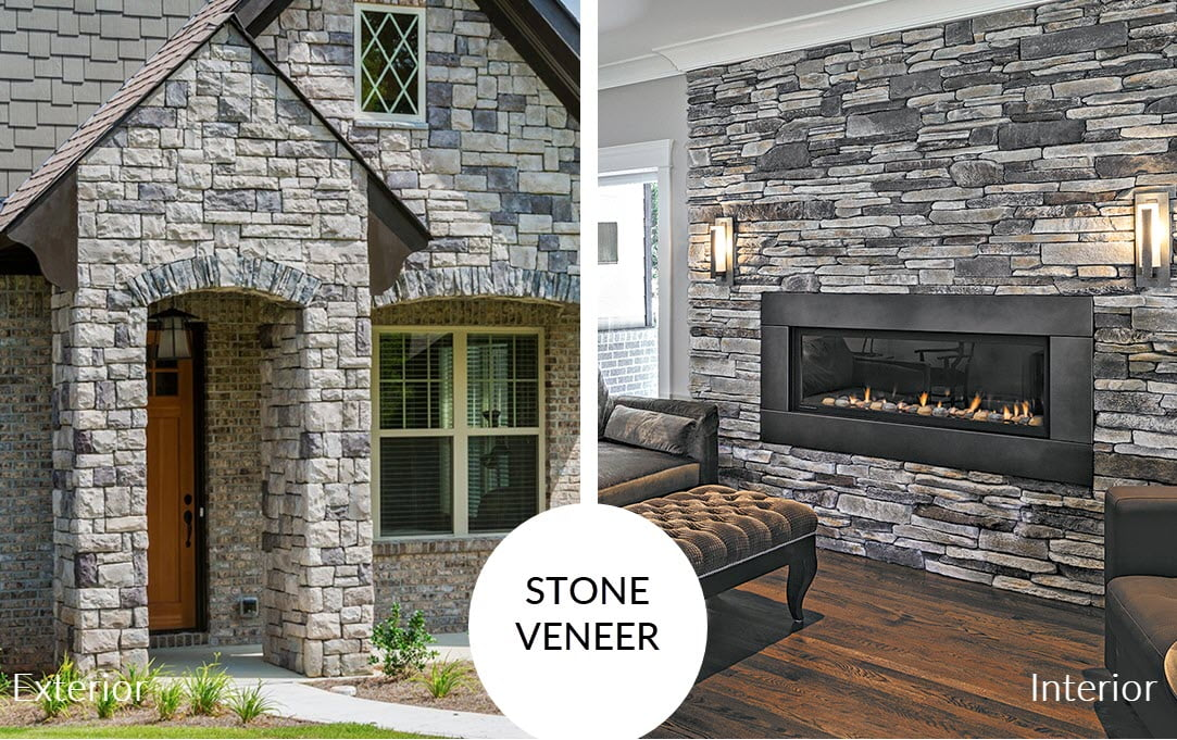 Stone Veneer Project Adds The Most Value To A Home