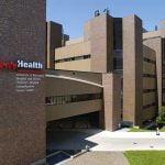UW hospital building